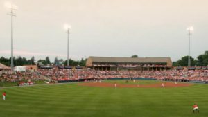 Frederick Keys Baseball Maryland